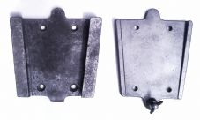 Alloy Outboard Bracket Shoe and Plate